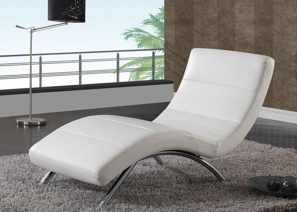 Modern Indoors Chaise Lounge Chairs Intended For Current Chaise Longue Chairs The Luxurious Chairs For Your Interior (View 7 of 15)