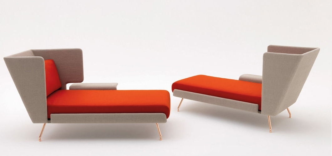 Modern Indoors Chaise Lounge Chairs With Favorite Gorgeous Indoor Chaise Lounges Alluring Modern Chaise Lounge (View 9 of 15)