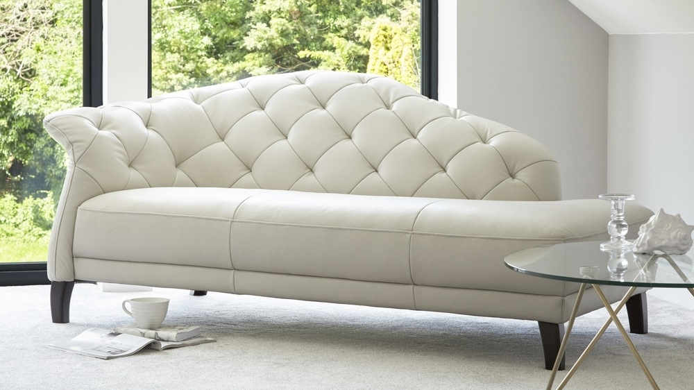 Modern Leather Chaise Lounge (View 6 of 15)