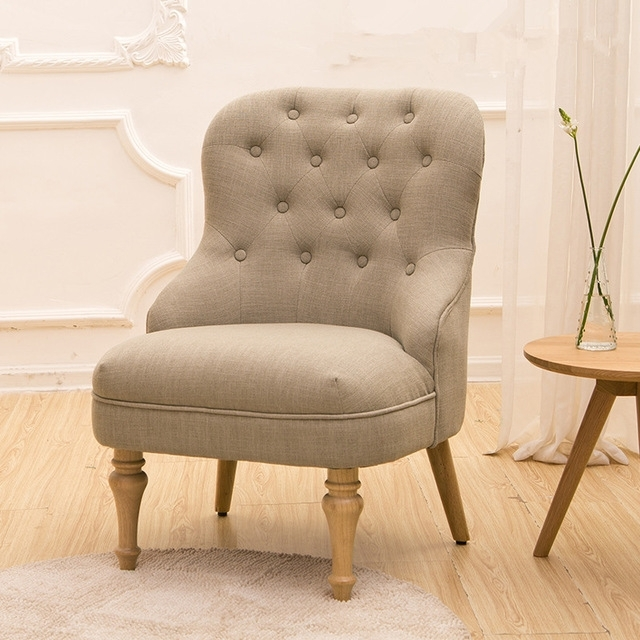Featured Photo of Sofa Chairs For Bedroom
