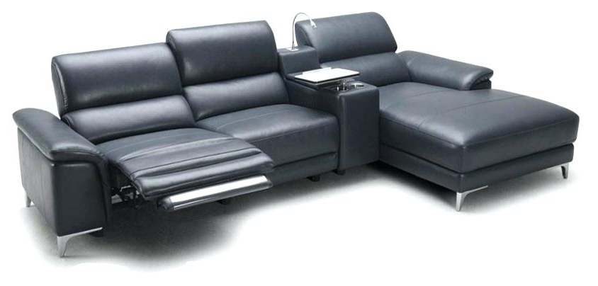 Modern Reclining Leather Sofas With Regard To Preferred Modern Reclining Leather Sofa – Ipbworks (View 6 of 10)