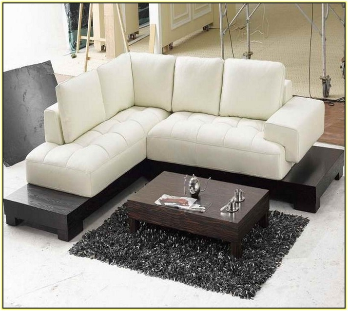 Modern Sectional Sofas For Small Spaces Pertaining To Most Current Sofa Beds Design Incredible Modern Find Small Sectional Sofas For (View 3 of 10)