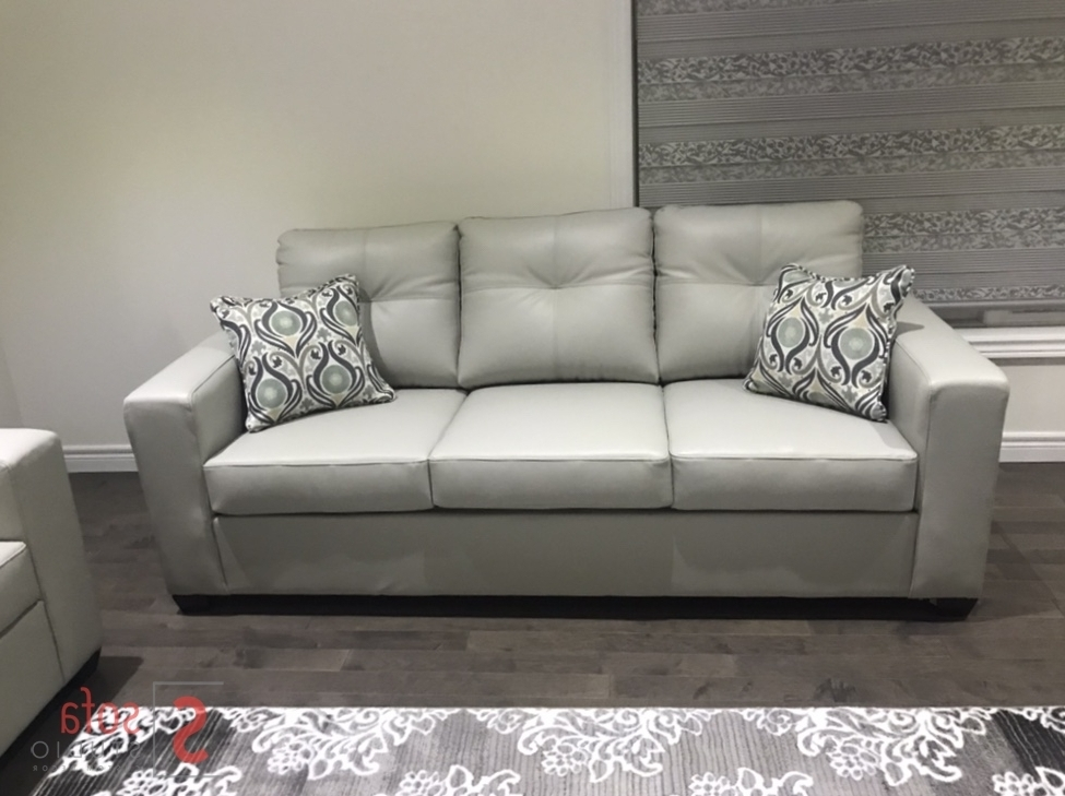 Modern Sofa Design In Leather , Sofa Factory Brampton , Custom Pertaining To Well Liked Sectional Sofas At Brampton (View 3 of 10)