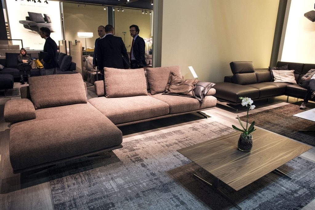 Modular Sectional Sofas Regarding Current Modular Sectional Sofa Blends Italian Design With Contemporary (View 4 of 10)