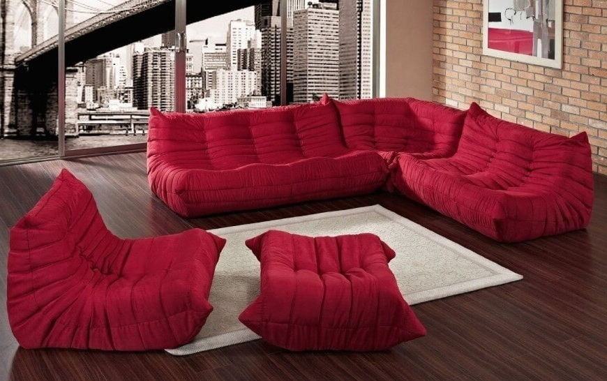 Modular Sectional Sofas With Best And Newest Top 20 Types Of Modular Sectional Sofas (View 5 of 10)