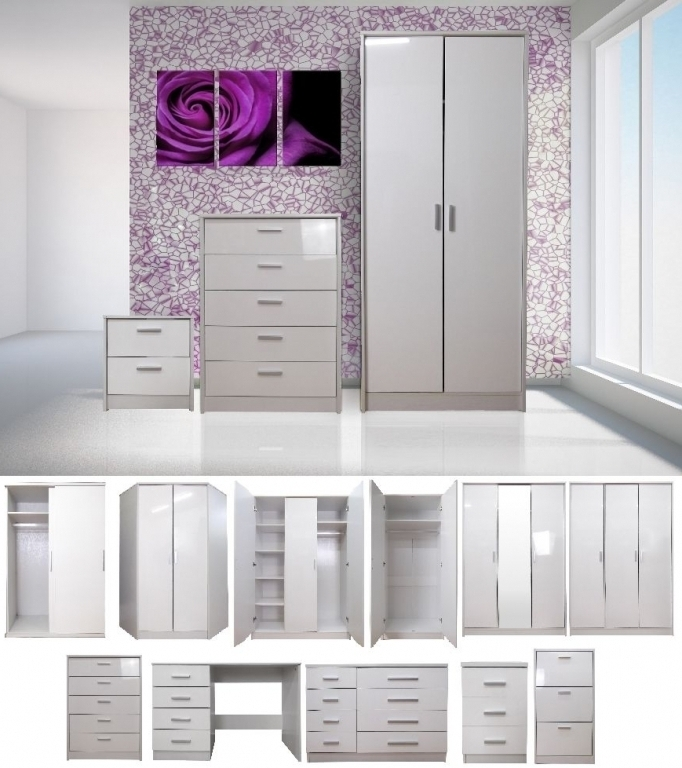 Most Current Bedroom Wardrobes Sets (View 3 of 15)