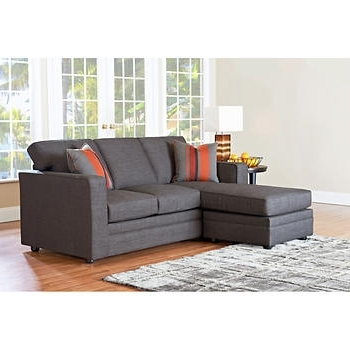 Most Current Beeson Fabric Queen Sleeper Chaise Sofa – Costco – $ (View 4 of 15)
