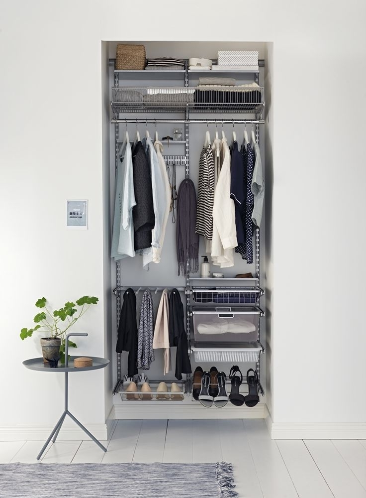 Most Current Best 25 Small Wardrobe Ideas On Pinterest Walk In Closet Small In Small Wardrobes (View 6 of 15)