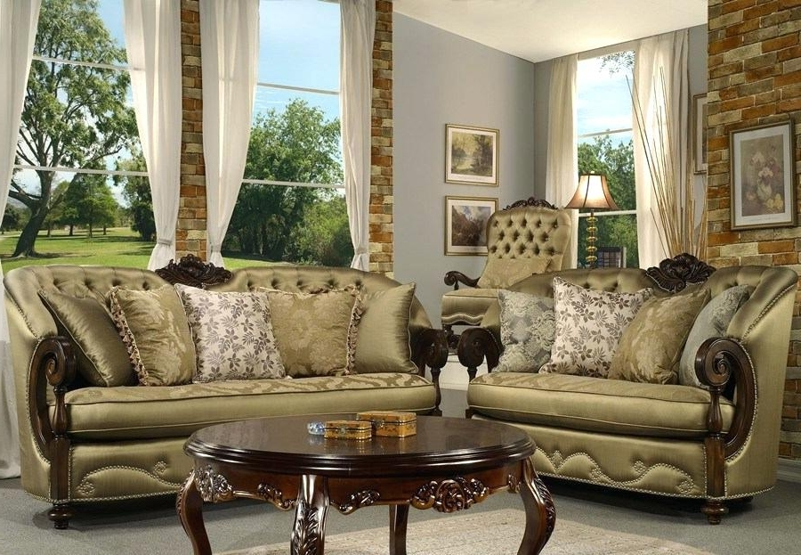 Most Current Best Of Elegant Sofas Living Room Look Instantly Unsophisticated Regarding Elegant Sofas And Chairs (View 5 of 10)