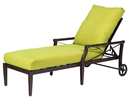 Most Current Boca Chaise Lounge Outdoor Chairs With Pillows For Woodard Andover Cushion Collection (View 12 of 15)