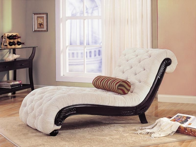 Most Current Chaise Lounges For Bedroom Intended For Victorian Chaise Lounge Chair : Mtc Home Design – More Relaxing (View 9 of 15)