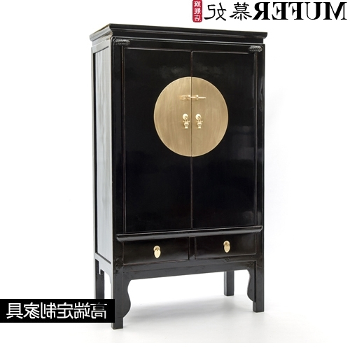 Most Current Chinese Wardrobes Regarding Modern Fashion New Chinese Style Chinese Style Antique Furniture (View 11 of 15)