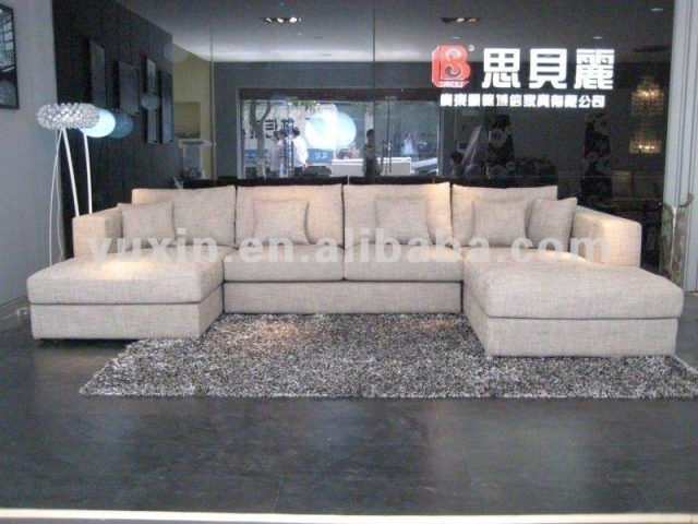 Most Current Double Chaise Sofa Sectional #3 Double Chaise Sectional Sofa Within Double Chaise Sofas (View 14 of 15)