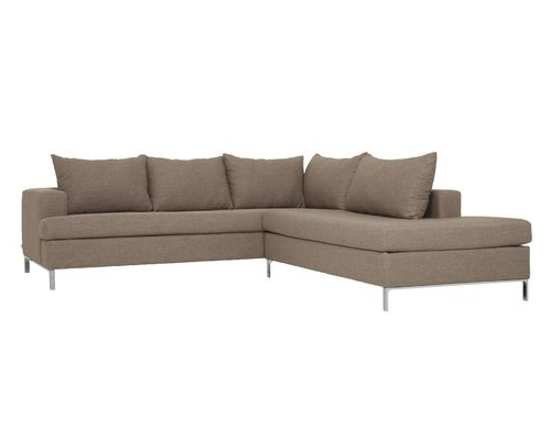 Most Current Eq3 Sectional Sofas Pertaining To Lola 2 Piece Sectional Sofa From Eq (View 1 of 10)