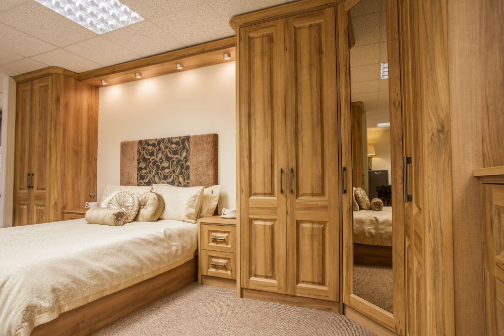 Most Current Fitted Bedroom Wardrobes In Lincoln – Robes & Rails Intended For Bedroom Wardrobes (View 8 of 15)