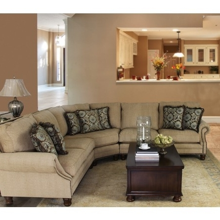 Most Current Gallery Furniture Sectional Sofas Pertaining To Mayo Austin Wheat Sectional – Sofa Sectional Living Room Gallery (View 4 of 10)