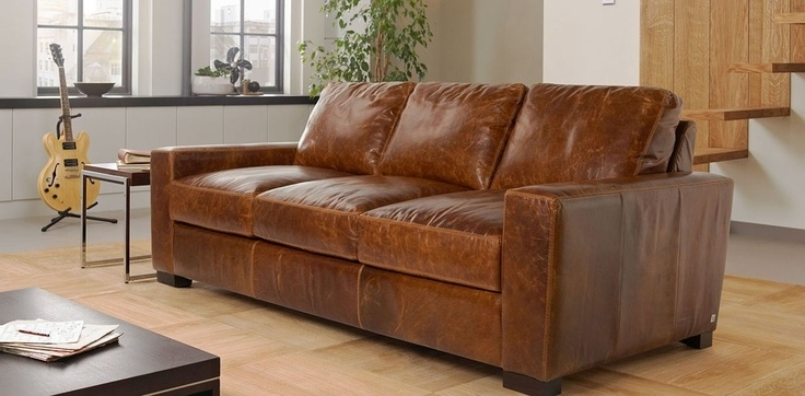 Most Current Light Tan Leather Sofas For Gorgeous Tan Leather Sofa Vintage Antique Style Tan Leather Sofa (View 8 of 10)