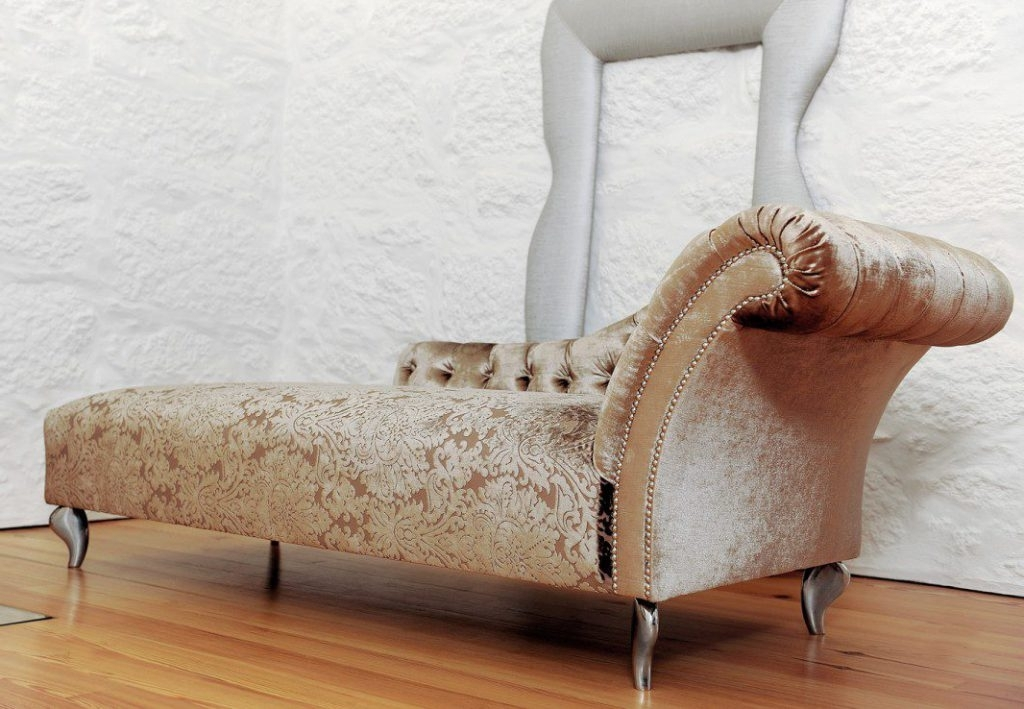 Most Current Mini Chaise Lounge Chairs Regarding Modern Bedroom Chair : Marvelous Mini Chaise Lounge Small Bedroom (View 11 of 15)