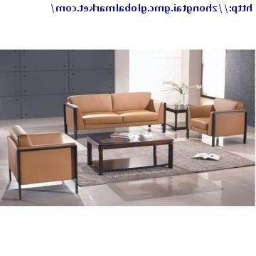 Most Current Office Sofas And Chairs Regarding Zt S175, China Modern Leather Office Sofa Set/ Office Furniture (View 5 of 10)