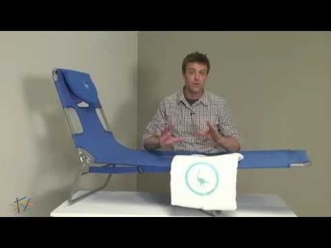 Most Current Ostrich Chaise Lounges In Ostrich Folding Chaise Lounge With Free Towel – Product Review (View 5 of 15)