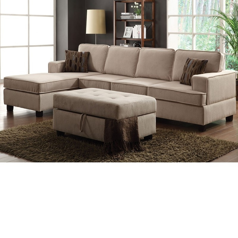 Most Current Sectional Sofa Design: Best Reversible Sectional Sofas Small In Sectionals With Reversible Chaise (View 7 of 15)