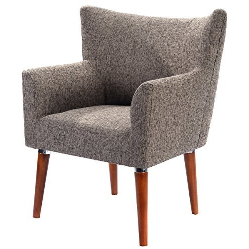 Most Current Single Sofa Chairs: Amazon Within Single Sofa Chairs (View 3 of 10)