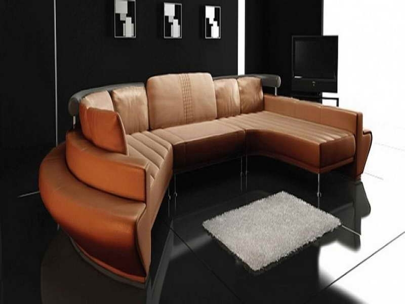 Most Current Small Modern Sectional Sofa And Stylish And Cool Sectional Couches Intended For Modern Sectional Sofas For Small Spaces (View 5 of 10)