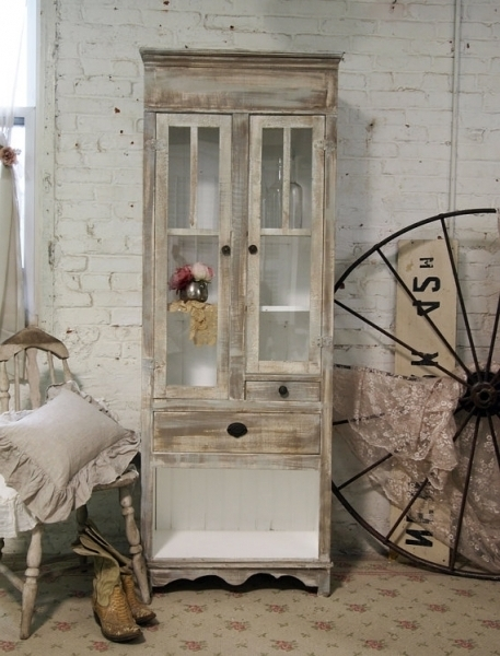 Most Current Vintage Shabby Chic Wardrobe (View 8 of 15)