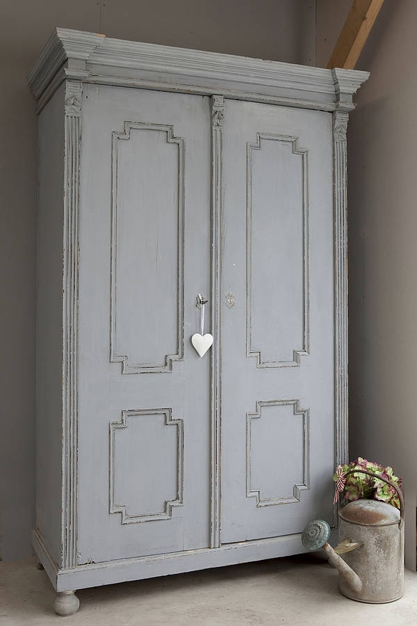 Most Current Vintage Style Wardrobes With Clear Out Your Wardrobe (View 2 of 15)