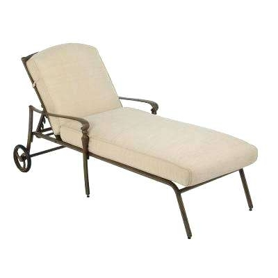 Most Current Walmart Chaise Lounge Cushions In Aluminum Chaise Lounges Outdoor Chaise Lounge Cushions Walmart (View 6 of 15)