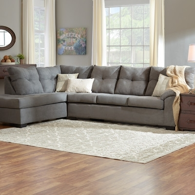 Most Current Wayfair Sectional Sofas Regarding Camden Sectional (View 2 of 10)