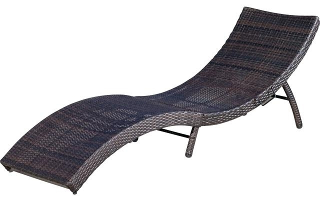 Most Current Wicker Chaise Lounge Chairs For Outdoor Pertaining To Folding Chaise Lounge Chairs Brilliant Folding Lounge Chair (View 6 of 15)