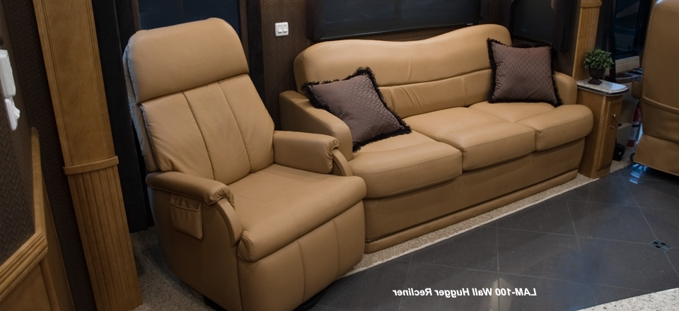 Most Popular 28 Elegant Rv Motorhome Sofas (View 5 of 10)