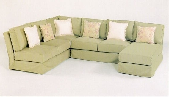 Most Popular Armless Sectional Sofas For Armless Sectional Sofas (View 7 of 10)
