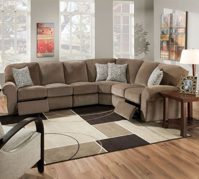 Most Popular Awesome Nice Sectional Sofas With Recliners 17 Best Ideas About Throughout Sectional Sofas With Recliners (View 3 of 10)