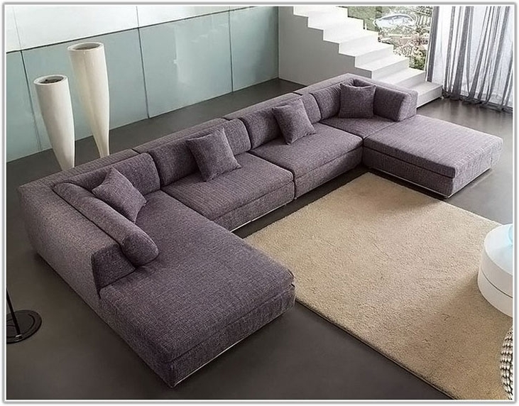 Most Popular C Shaped Sofas Regarding Sectional Sofa (View 7 of 10)