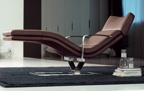 Most Popular Chaise Lounge Reclinerrolf Benz Sit Back Relax: 10 Sleek Pertaining To Chaise Recliners (View 8 of 15)
