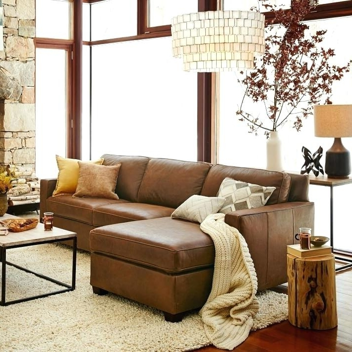 Most Popular Chaise Sectionals With Gray Leather Sectional With Chaise And Recliner Best Sectionals (View 5 of 15)