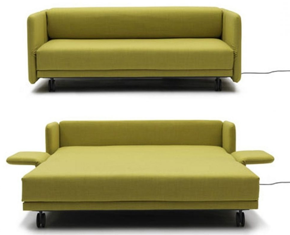 Most Popular Convertible Sofas Within Sofa : Ikea Sleeper Sofas For Small Spaces Convertible Sofa (View 5 of 10)