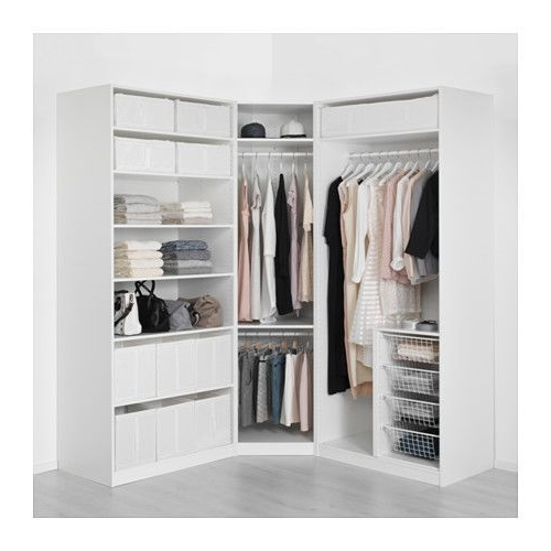 Most Popular Corner Wardrobes Closet Ikea In Found On Google From Pinterest (View 13 of 15)