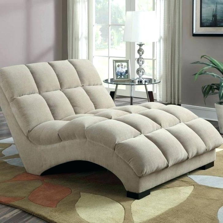 Most Popular Costco Chaise Lounges For Costco Lounge Chairs Double Wide Chaise Lounge Indoor Wide Chaise (View 14 of 15)
