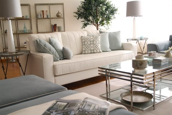 Most Popular Cream Colored Sofas For Lovely Cream Colored Sectional Sofa 51 In Modern Sofa Ideas With (View 7 of 10)