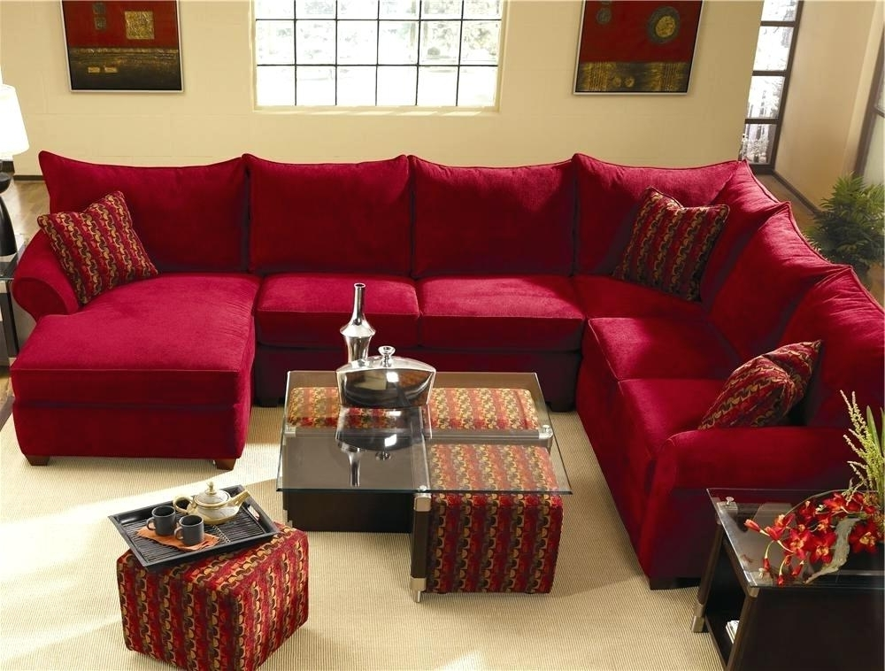 Most Popular Extraordinary Sectional With Ottoman And Chaise – Taptotrip Intended For Sectional Sofas With Chaise Lounge And Ottoman (View 3 of 10)