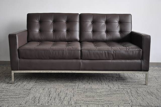 10 Best Florence Knoll Leather Sofas