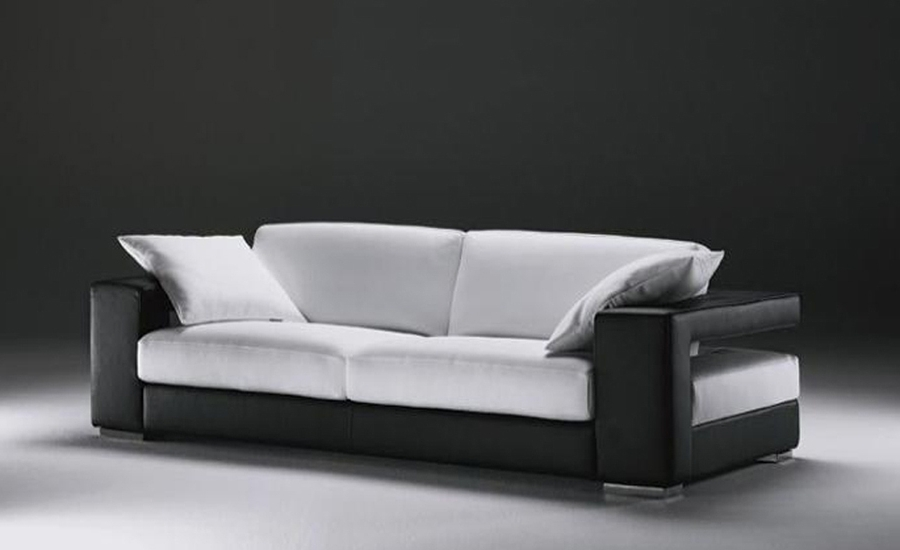 Most Popular Free Shipping Sigle Sofa, Modern Design, Classic Simple Design In Modern 3 Seater Sofas (View 9 of 10)