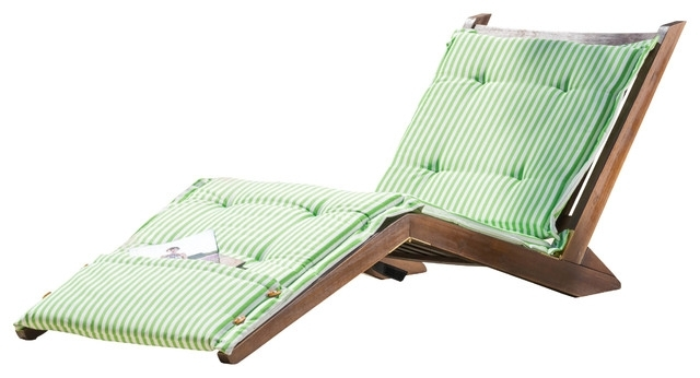 Most Popular Great Folding Chaise Lounge Chair Contemporary Outdoor Cushions Inside Folding Chaise Lounge Chairs (View 4 of 15)