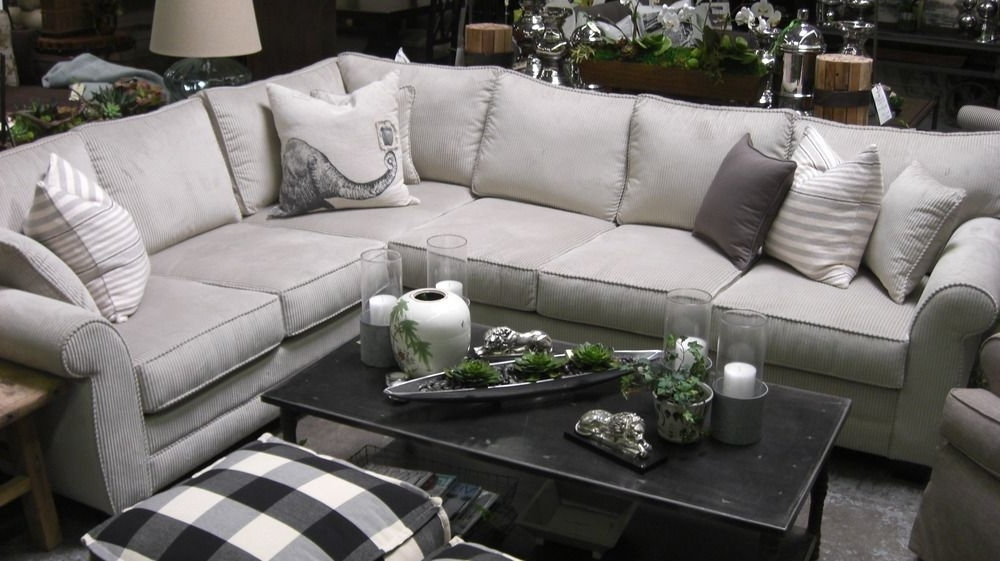Most Popular Kingston Upholstered Sectional, (View 6 of 10)