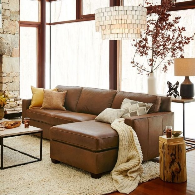 Most Popular Leather Lounge Sofas Pertaining To Leather Sofa Decorating Ideas Simply Simple Photo On Eaafdebeccfc (View 7 of 10)