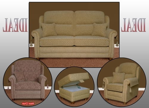 Most Popular Leominster 3 Piece Suites – Ideal Collection For Stratford Sofas (View 4 of 10)