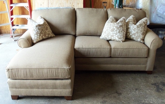 Most Popular Loveseats With Chaise Intended For Sectional Sofa Design: Loveseat Sectional Sofa Matching Ideas (View 9 of 15)